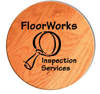 FloorWorks Inspection Services Logo - Andrew Fronczek
